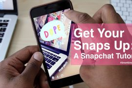 Get Your Snaps Up: A Snapchat Tutorial (Mid 2016)